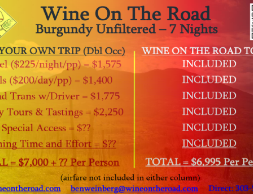 Case Study Marketing and Sales: Wine On The Road