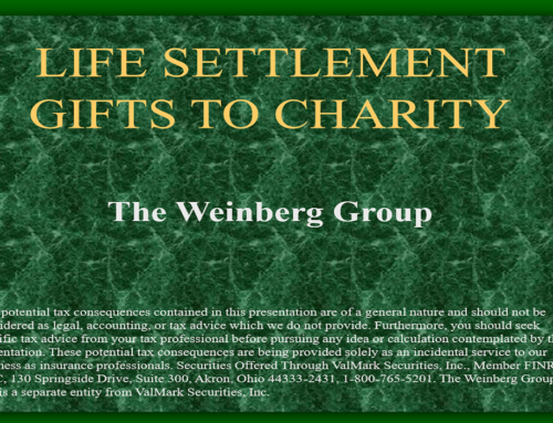Case Study Branding and Technical Writing: The Weinberg Group, Inc.