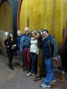 Italy Piedmont - Barolo Marchesi di Barolo Ben and Group 2 - 11-13