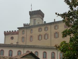 Italy Piedmont - Barolo Town View 2 - 11-13